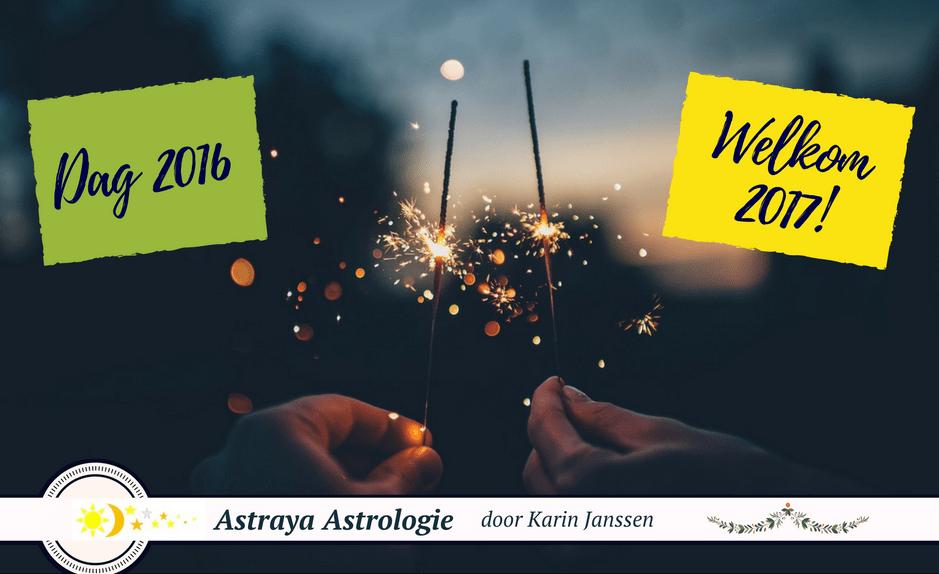 Dag 2016 ~ Welkom 2017!
