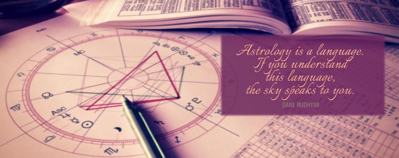 astrologie is een beeldentaal