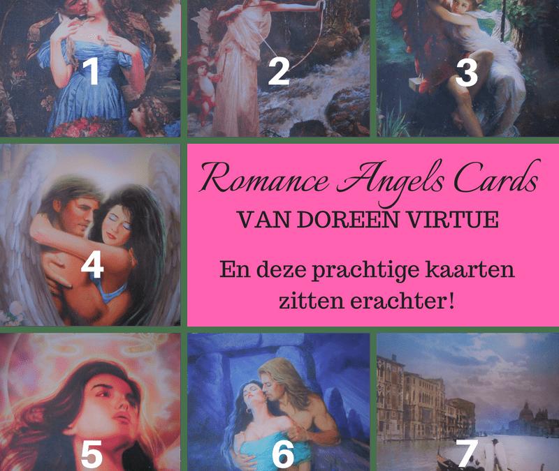 Valentijnskaartjes: De Romance Angels Cards op 14 februari 2018