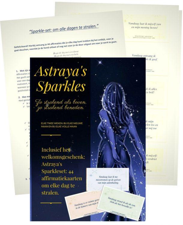astraya astrologie- Astraya's sparkles
