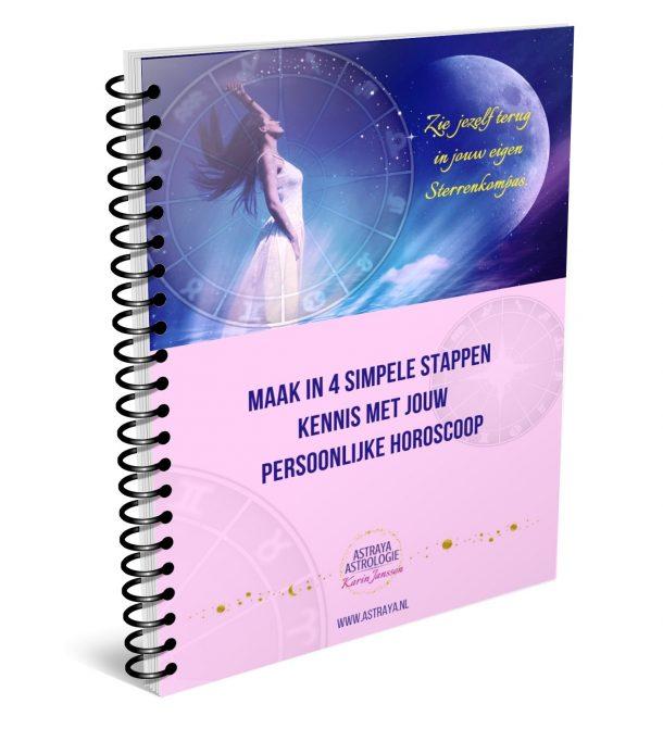 leer je persoonlijke horoscoop door Astraya astrologie