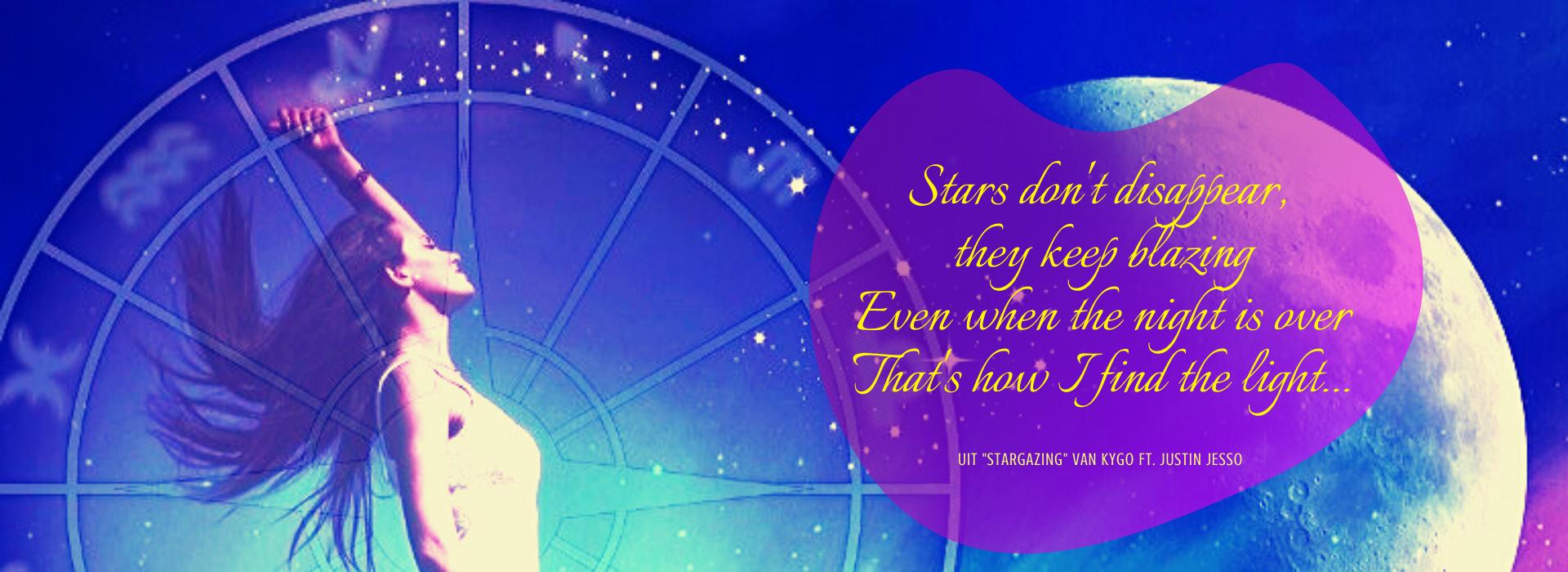 Jouw horoscoop en jouw levensweg door Astraya Astrologie