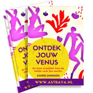 Ontdek jouw Venus door Astraya Astrologie